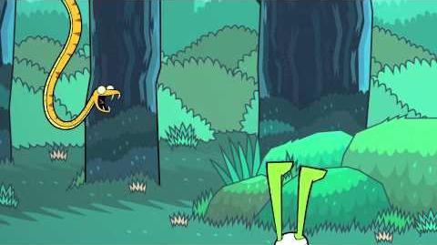 "Teen Titans Go! ""Nature"" Preview Clip"