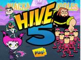 H.I.V.E Five (Juego)