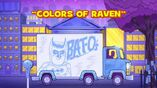 Colors of Raven -Carta