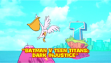 Batmancontralosjovenestitanesinjusticiaoscura
