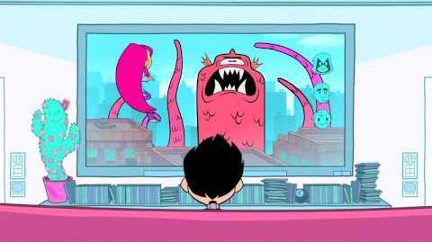 """Teen Titans Go! Episode 4 """"Dude Relax!"""" Clip"""
