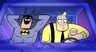 Batman y Grodon