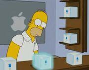 Simpsonsmapplestore