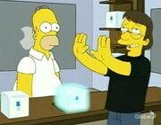 Simpsons-apple