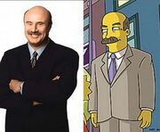Celebrity simpsons characters 02