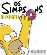 The simpsons movie aleman