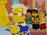 Milhouse Doesn't Live Here Anymore