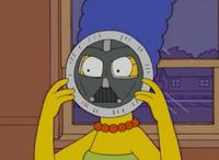 Máscara de Darth Vader Marge