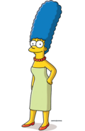 Marge Simpson2