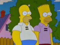Homer bart