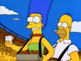 Lista de empleos de Marge Simpson