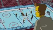 Terrorists on the skating rink