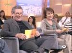 Margarita de Francia y Carlos Ysbert
