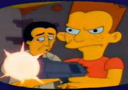 Neil Patrick Harris como Bart Simpson