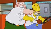 PeterGriffin vs HomeroSimpson