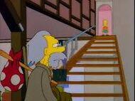Bart y anciano 2