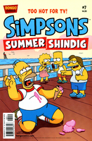 Simpsons Summer Shindig 7
