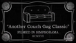 Gag del sofá WABF20