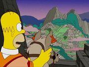 Homer-en-machu-picchu1