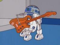 R2-D2 bajo