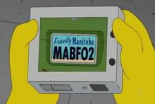 Matricula MABF02