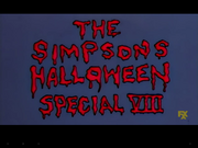 Treehouse of Horror VIII