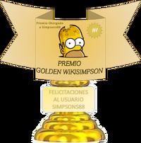 Golden Wikisimpson Simpsons88