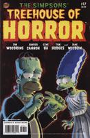 Treehouse of Horror Comics 17