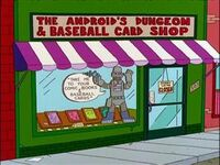 Android's Dungeon & Baseball Card Shop