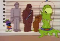 Star Wars The Springfield Files