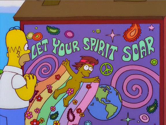 Murales Hippies