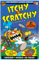 Itchy & Scratchy Comics 1