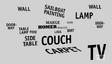 Gag del sofá NABF14