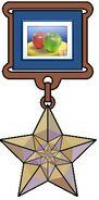 Medalla imagen