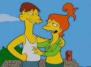 Cleutus and brandine the simpsons hillbilly parody