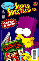 Simpsons Super Spectacular 7