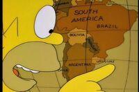 Uruguay Simpson
