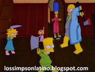 2x3 Especial de Noche de Brujas Simpson Latino-1-