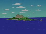 Barnacle Bay Island