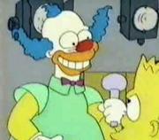 Primera Aparición de Krusty