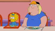 The Simpsons Guy promo 10