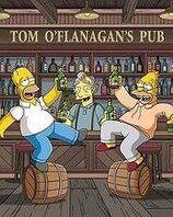 Homero en su taberna