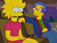 Lisa adolecente