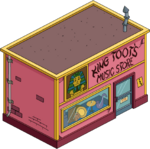 King Toot's