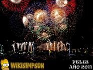 Año Nuevo Wikisimpson