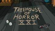 Treehouse of Horror XXI Opening