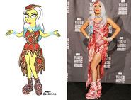 Lady-gaga-simpsons-meat-dress-3