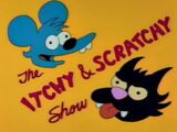 Episodios de Itchy and Scratchy
