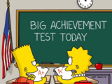 Bart vs. Lisa vs. the Third Grade/Imágenes