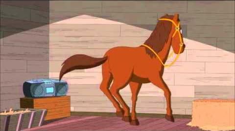 Fat Tony's Gay horse Dance